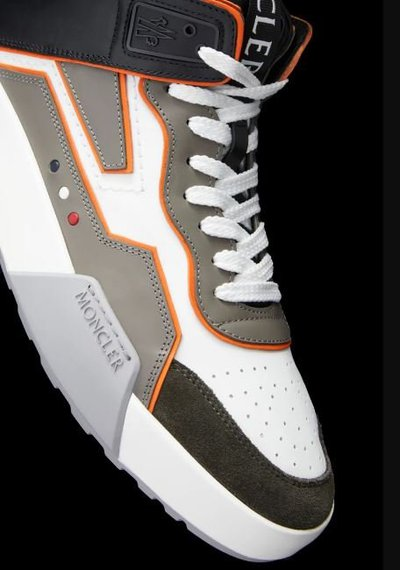 Moncler - Trainers - Promyx space high for MEN online on Kate&You - G109A4M7360002SS6004 K&Y11808