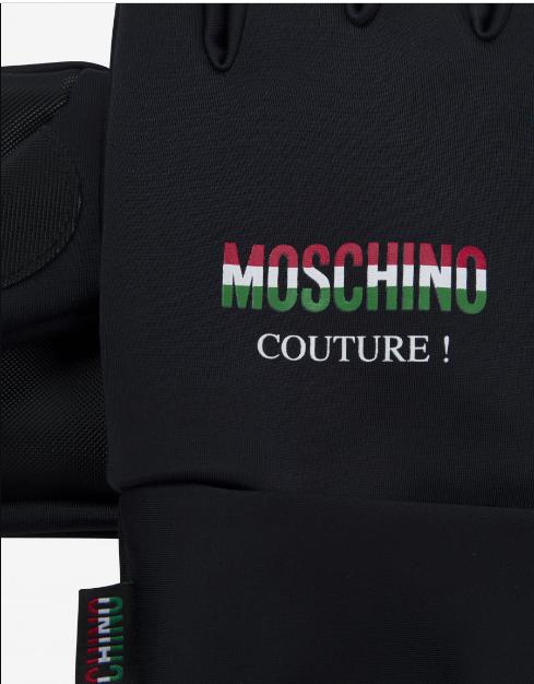 Moschino - Gants pour HOMME online sur Kate&You - Q060037D0M5155V016 K&Y5701