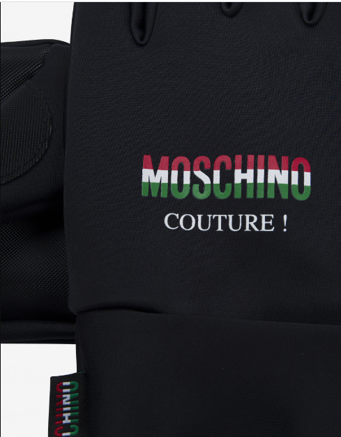 Перчатки и варежки - Moschino для МУЖЧИН онлайн на Kate&You - Q060037D0M5155V016 - K&Y5701