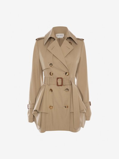 Alexander McQueen Double Breasted & Peacoats Kate&You-ID2257