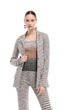 Missoni Fitted Jackets Kate&You-ID9848