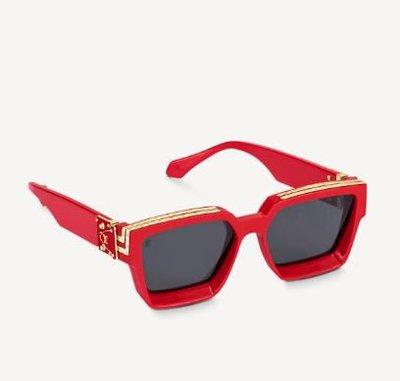Louis Vuitton Солнцезащитные очки 1.1 MILLIONAIRES Kate&You-ID10978