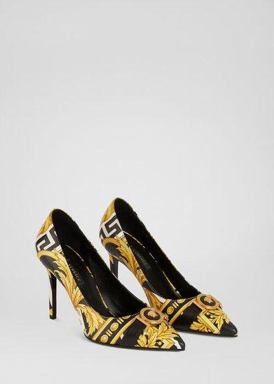 Versace - Pumps per DONNA online su Kate&You - DSR600N-DV1BX_DNOBT K&Y2302