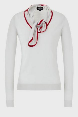 Giorgio Armani - Pulls pour FEMME online sur Kate&You - 6HAMB1AMB4Z1U80Y K&Y9122