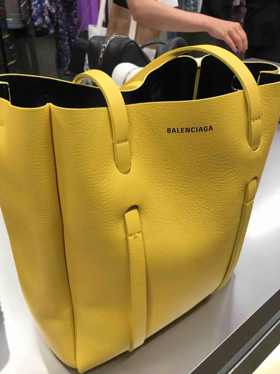 Balenciaga - Borse tote per DONNA Baltimore Double Logo online su Kate&You - 489813/D6W1N K&Y1431