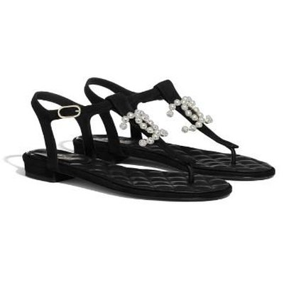 Chanel - Sandals - for WOMEN online on Kate&You - Réf. G37384 X56143 94305 K&Y10869