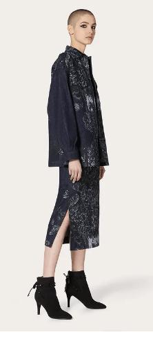 Valentino - 3_4 length skirts - for WOMEN online on Kate&You - UB3DDA006PV69B K&Y8650