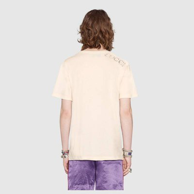 Gucci - T-shirts & canottiere per UOMO online su Kate&You - ‎493117 X3I85 9247 K&Y4774
