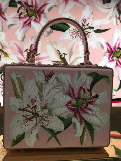 Dolce & Gabbana - Tote Bags - Sac dolce box for WOMEN online on Kate&You - K&Y1515