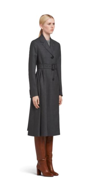 Prada - Manteaux Croisés & Duffle-Coat pour FEMME online sur Kate&You - P644LH_1RYO_F0308_S_192 K&Y2367