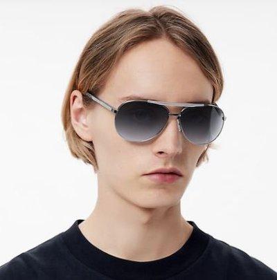Louis Vuitton - Sunglasses - ATTITUDE PILOTE for MEN online on Kate&You - Z0340U K&Y11041