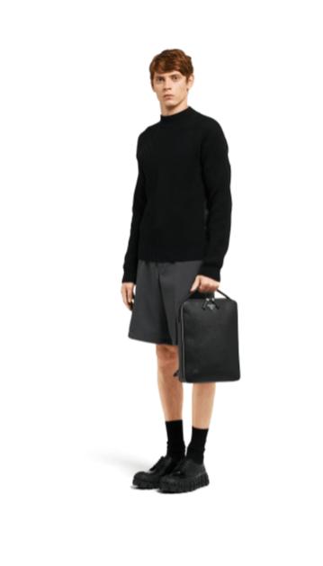 Рюкзаки и поясные сумки - Prada для МУЖЧИН онлайн на Kate&You - 2VZ036_9Z2_F0002_V_OOO - K&Y2374