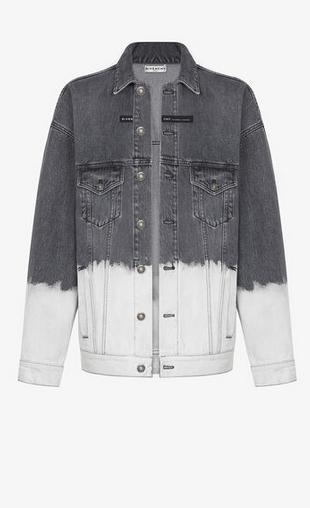 Givenchy - Vestes en Jean pour HOMME online sur Kate&You - BM00KT50JG-004 K&Y8853