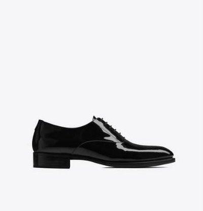 Yves Saint Laurent - Lace-Up Shoes - RICHELIEU for MEN online on Kate&You - 6702791TV001000 K&Y11506