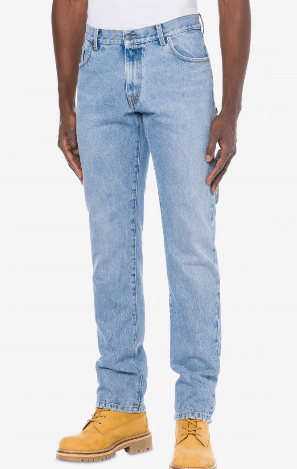 Moschino - Wide jeans - for MEN online on Kate&You - 202Z A032552220294 K&Y10217