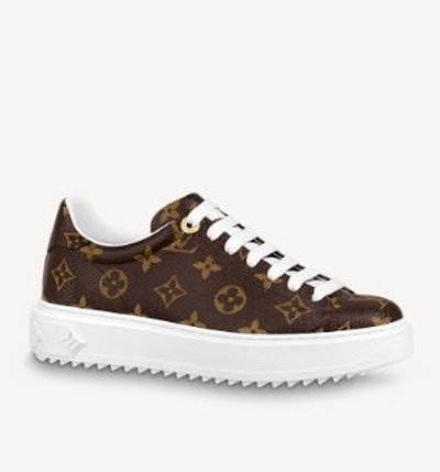 Louis Vuitton Кроссовки TIME OUT Kate&You-ID11261