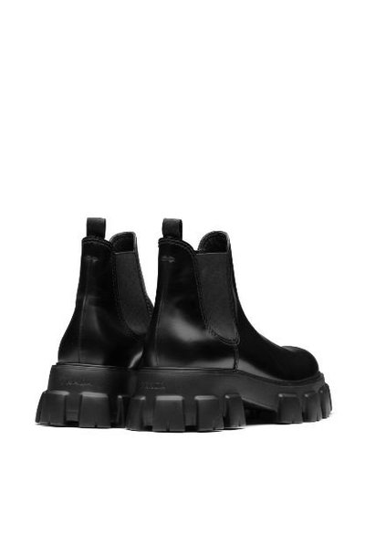Prada - Boots - Monolith for MEN online on Kate&You - 2TE174_B4L_F0002  K&Y11372