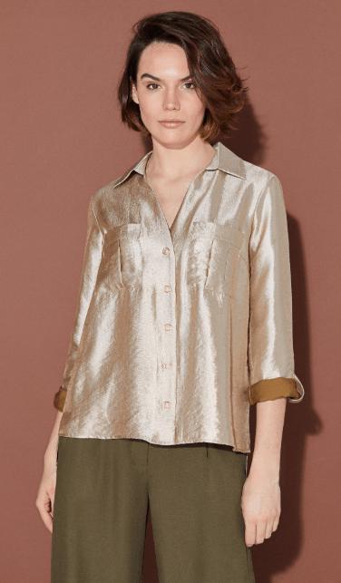 Cortefiel - Chemises pour FEMME online sur Kate&You - 5707471 K&Y7156