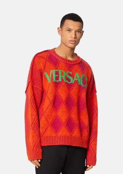 Versace - Jumpers - for MEN online on Kate&You - 1000799-1A01165_2O170 K&Y12143