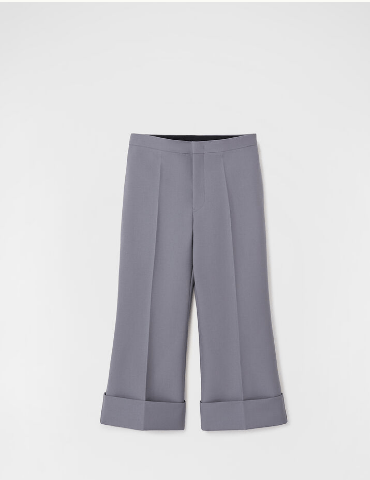 Jil Sander Straight Trousers Kate&You-ID10172