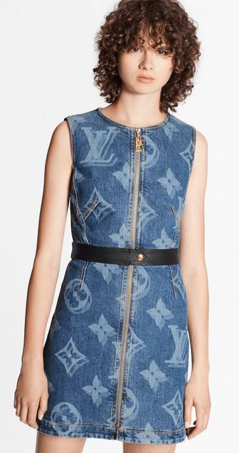 Louis Vuitton - Vestiti corti per DONNA online su Kate&You - 1A8LKV K&Y10035
