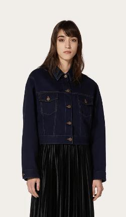 Valentino - Giacche di jeans per DONNA online su Kate&You - UB3DC01U5K8854 K&Y8651