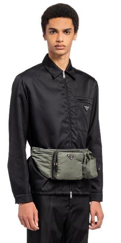 Prada - Backpacks & fanny packs - for MEN online on Kate&You - 2VL056_2DMG_F0414_V_WNO  K&Y11337