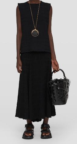 Jil Sander - Long skirts - for WOMEN online on Kate&You - JSPS751051-WSY25038 K&Y10478