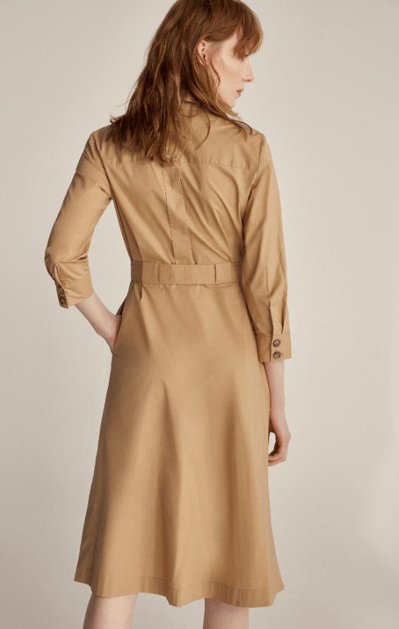 Платья средней длины - Cortefiel для ЖЕНЩИН онлайн на Kate&You - 3817709 - K&Y7184