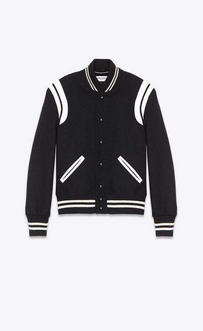 Yves Saint Laurent Bomber Jackets Kate&You-ID1791