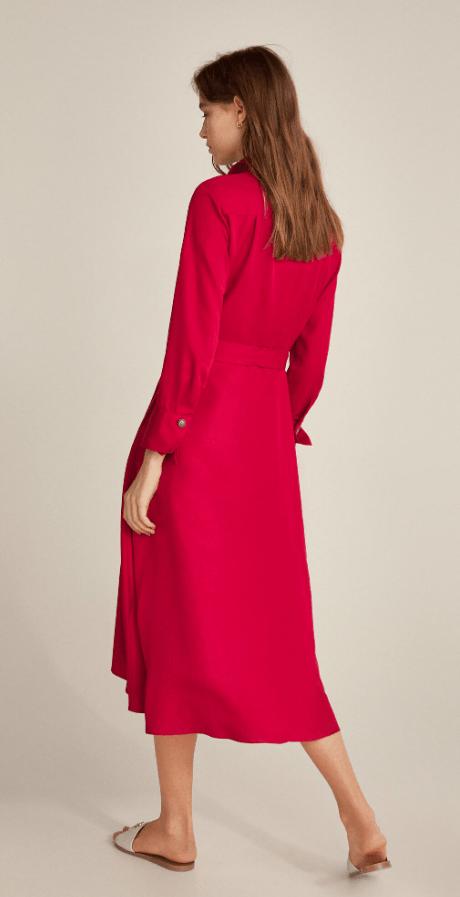 Cortefiel - Robes Mi-longues pour FEMME online sur Kate&You - 3817776 K&Y7237