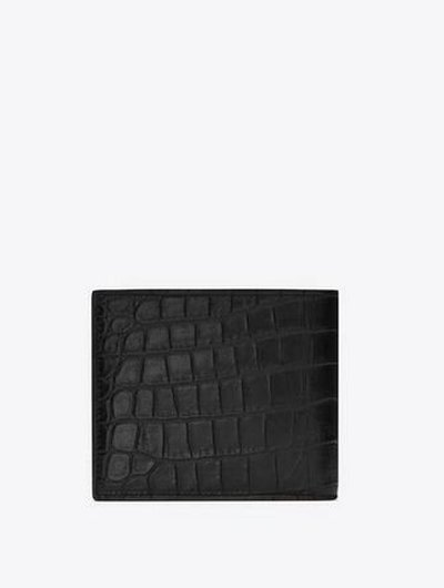 Yves Saint Laurent - Wallets & cardholders - for MEN online on Kate&You - 607727dzedw1000   K&Y10887
