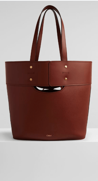 Chloé - Tote Bags - for WOMEN online on Kate&You - CHC20SS223C4427S K&Y5635