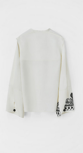 Jil Sander - Chemises pour FEMME online sur Kate&You - JSWR606280-WR320700 K&Y9559