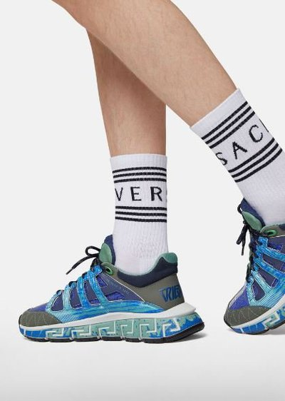 Versace - Trainers - for MEN online on Kate&You - DSU8094-D12TCG_DYKTG K&Y12036