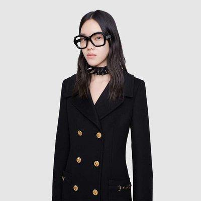 Gucci - Doppio-petto & Soprabito per DONNA online su Kate&You - 592185 ZHW03 1000 K&Y2501