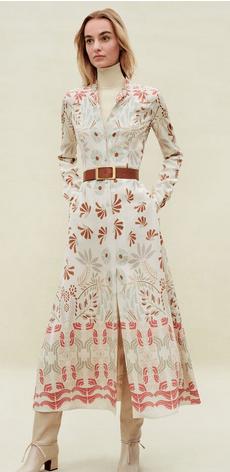 Loro Piana - Robes Longues pour FEMME online sur Kate&You - FAL3461 K&Y10024
