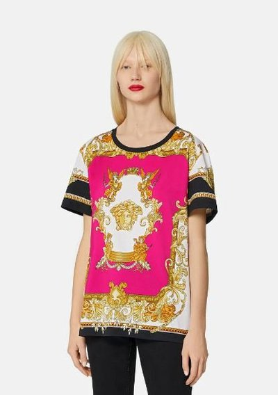 Versace - T-shirts - for WOMEN online on Kate&You - 1001006-1A01188_5P030 K&Y11814