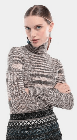 Missoni - Sweaters - for WOMEN online on Kate&You - MDN00394BK00NRSM34A K&Y9493