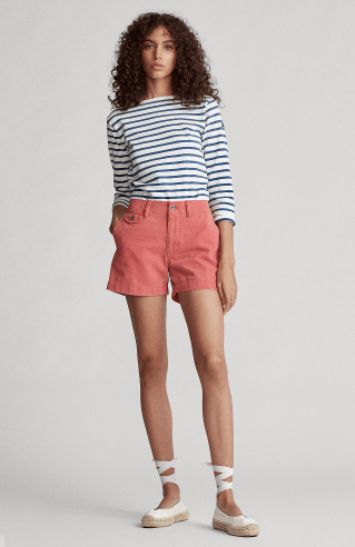 Ralph Lauren Knee length skirts Short chino Kate&You-ID8540