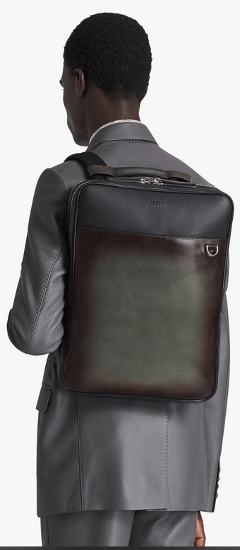 Berluti - Backpacks & fanny packs - for MEN online on Kate&You - K&Y6778