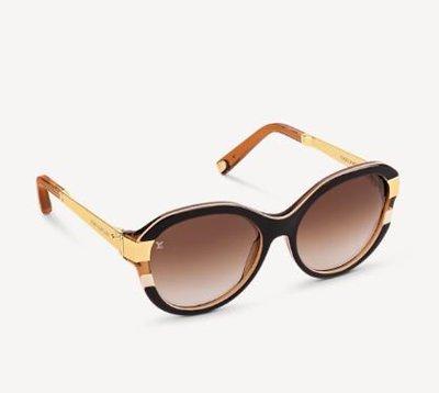 Louis Vuitton Sunglasses CAT EYE Kate&You-ID10966