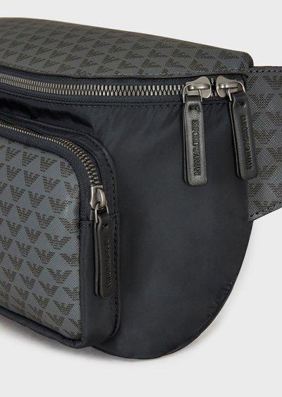 Рюкзаки и поясные сумки - Emporio Armani для МУЖЧИН онлайн на Kate&You - Y4O195YME4J183194 - K&Y3724