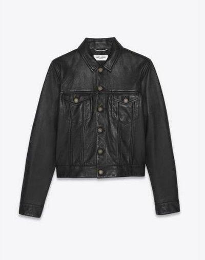 Yves Saint Laurent Кожаные куртки Kate&You-ID11690