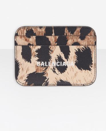 Кошельки и визитницы - Balenciaga для МУЖЧИН онлайн на Kate&You - 5938121BWC32690 - K&Y6282