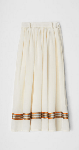 Jil Sander Long skirts Kate&You-ID9555