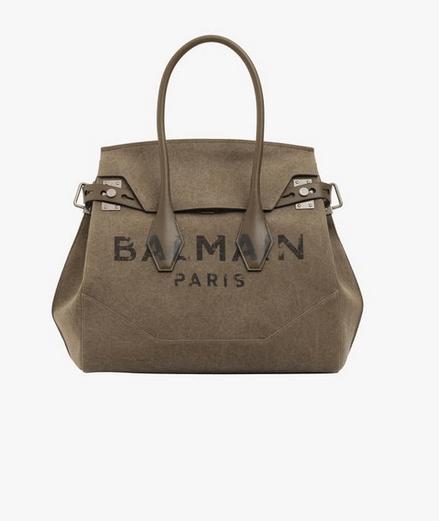 Balmain Tote Bags Kate&You-ID7543