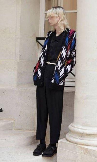 Yves Saint Laurent - Cardigans - for MEN online on Kate&You - 668343Y75EZ2473 K&Y11936