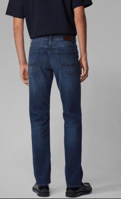 Прямые джинсы - Hugo Boss для МУЖЧИН онлайн на Kate&You - 50426358 - K&Y7320