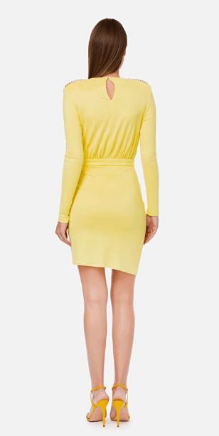 Короткие платья - Elisabetta Franchi для ЖЕНЩИН онлайн на Kate&You - AB00702E2 - K&Y7091